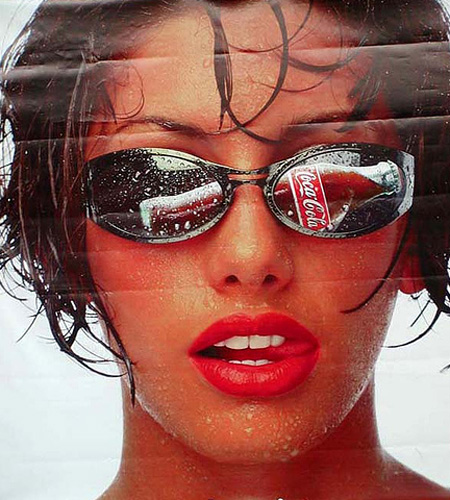 Coca-Cola Advertisement from Russia