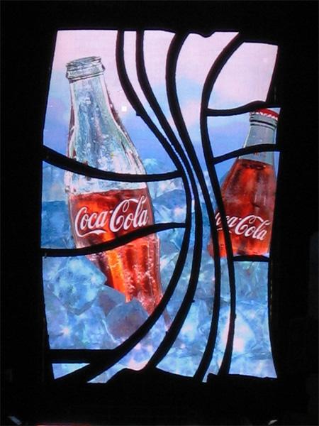 Coca-Cola Advertisement in NYC