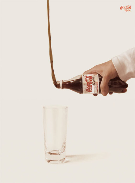 Coca-Cola Light Advertisement