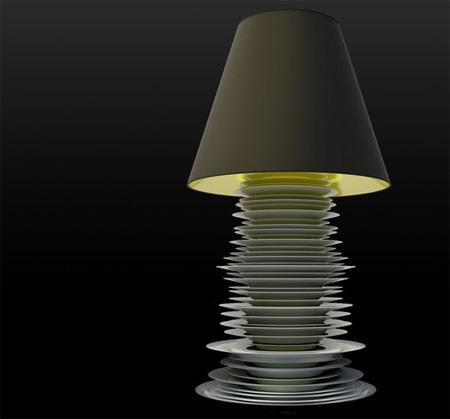 Dishlamp Lamp 2