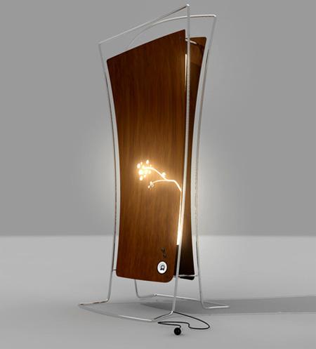 White Noise Lamp