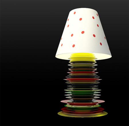 Dishlamp Lamp