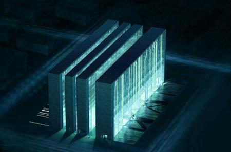 Digital Building in Beijing