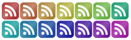 Color RSS Icons