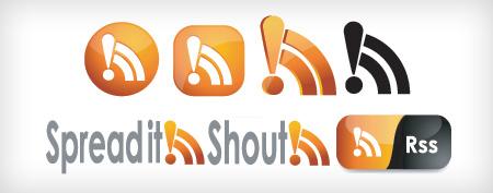 Stylish RSS Icons