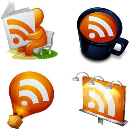 Smashing RSS Icons