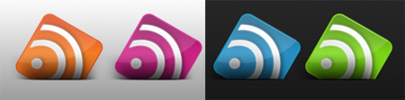 RSS Icons by Ps graphiX
