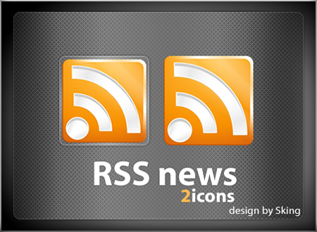 RSS News Icons