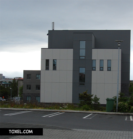 Creative Architecture from Iceland 2