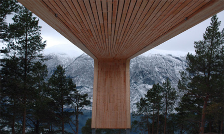 Breathtaking Aurland Lookout in Norway 3
