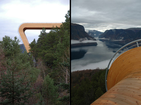 Breathtaking Aurland Lookout in Norway 4