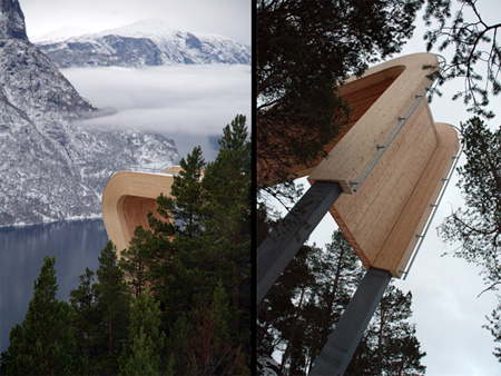 Breathtaking Aurland Lookout in Norway 5