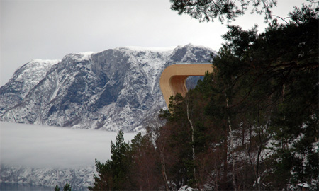 Breathtaking Aurland Lookout in Norway 7