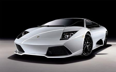 Lamborghini Murciélago Versace Edition