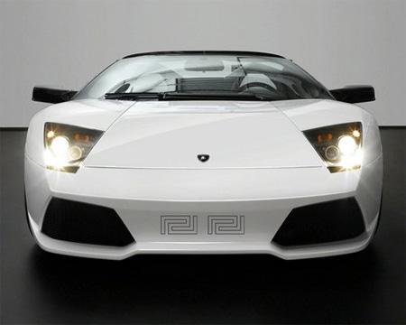 Lamborghini Murciélago Versace Edition 2