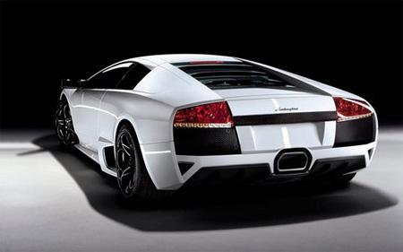 Lamborghini Murciélago Versace Edition 3
