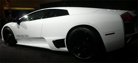 Lamborghini Murciélago Versace Edition 4