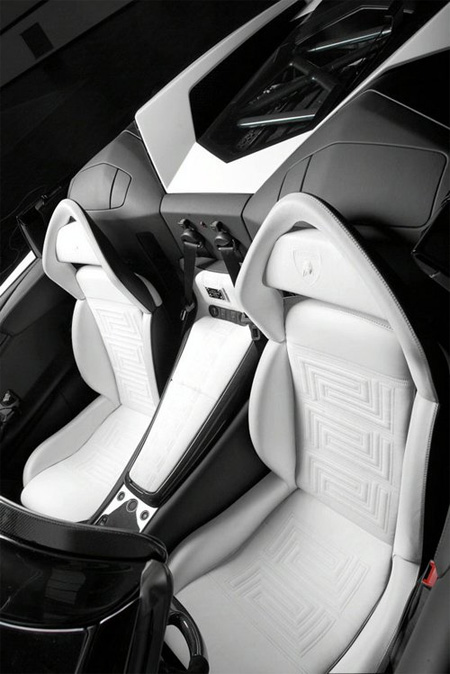 Lamborghini Murciélago Versace Edition 7