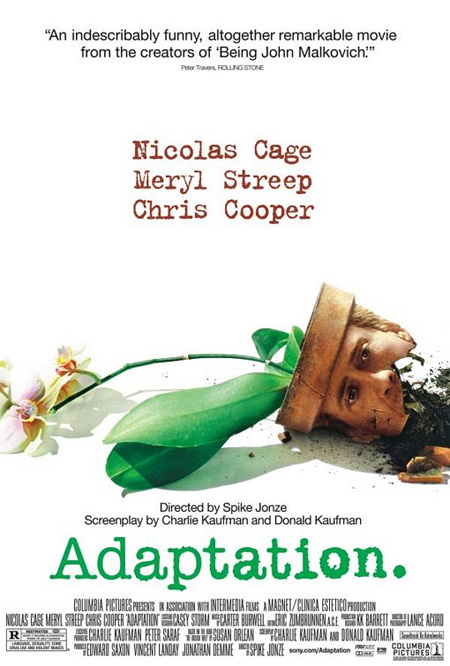 Adaptation (2002) Poster