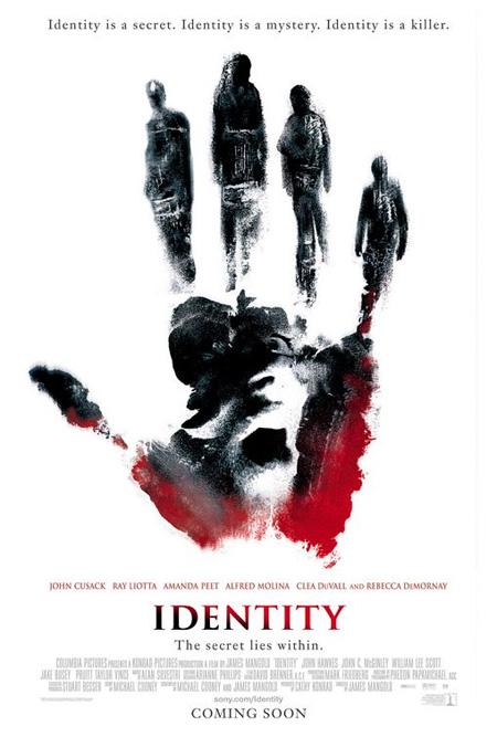 Identity (2003) Poster