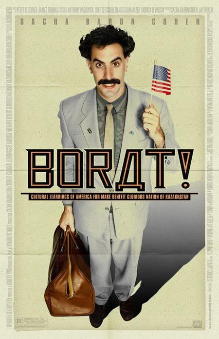 Borat (2006) Poster