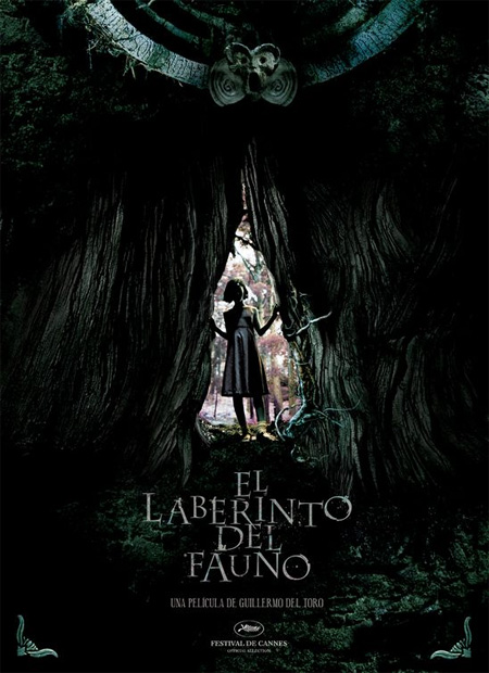 Pan\'s Labyrinth (2006) Poster