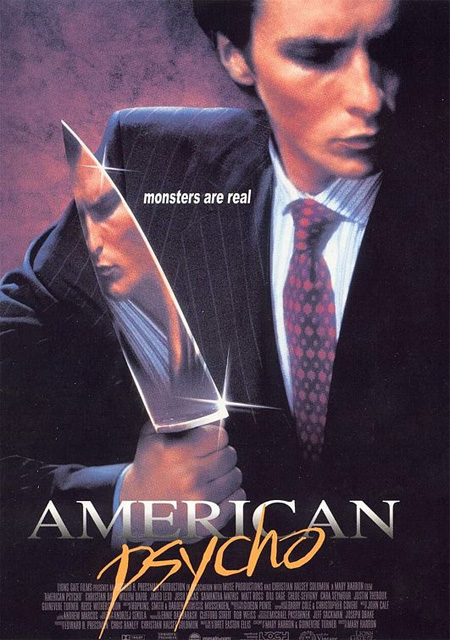 American Psycho (2000) Poster