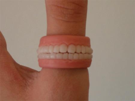 Teeth Ring