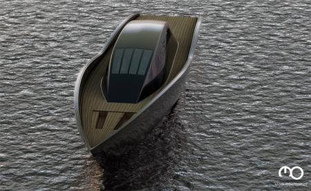 The Raven Yacht by Maël Oberkampf 7