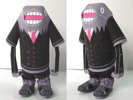 Paper Toys by Shin Tanaka 13