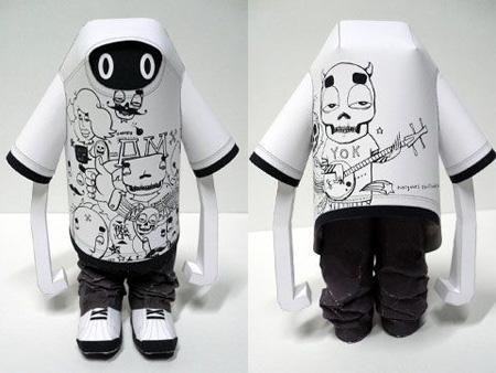 Paper Toys by Shin Tanaka 4