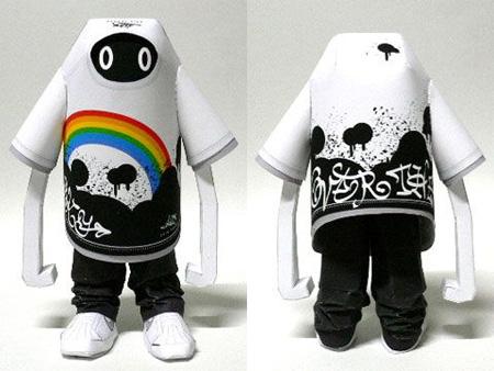 Paper Toys by Shin Tanaka 6