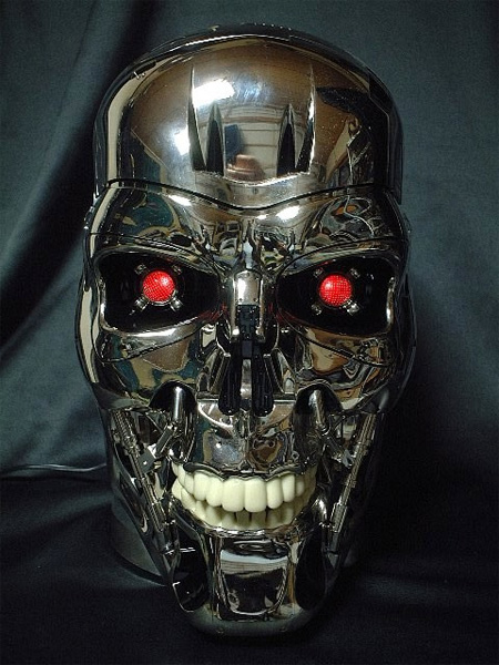 Terminator DVD Player