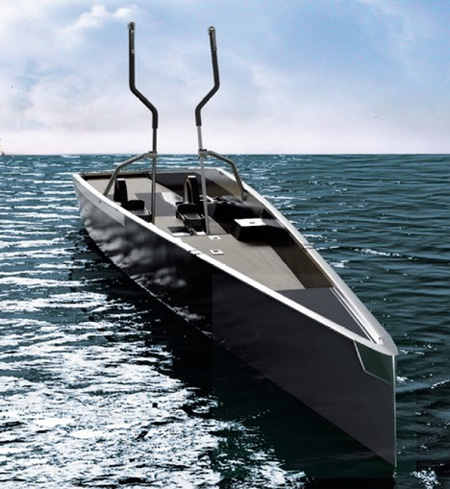Walk on Water with TU FiN 4