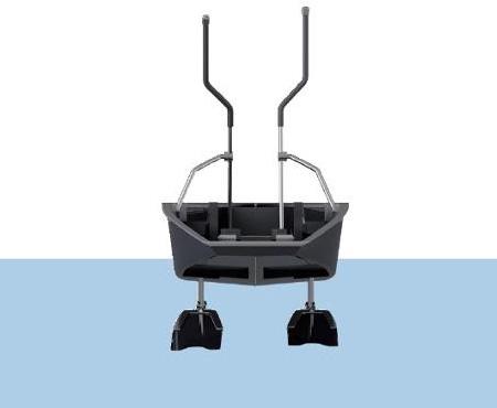 Walk on Water with TU FiN 5