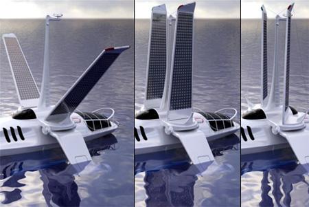 Volitan Futuristic Lightweight Boat 3