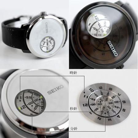 Seiko Discus Watch