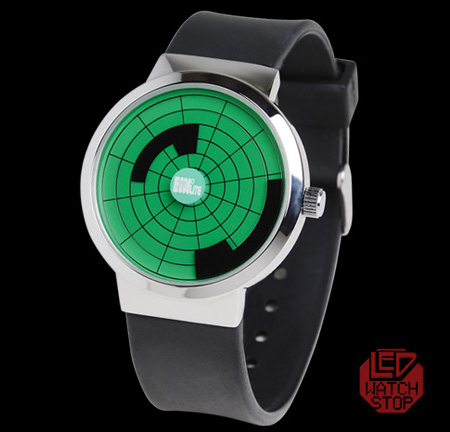 EleeNo Japanese RADAR Watch