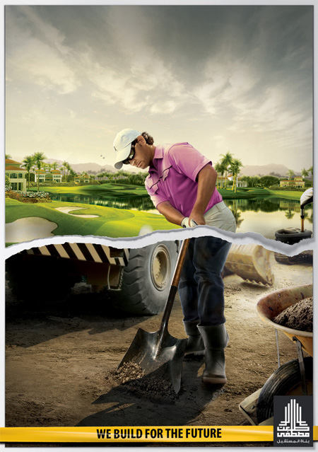 Creative Ads for Talat Mustapha Construction 2