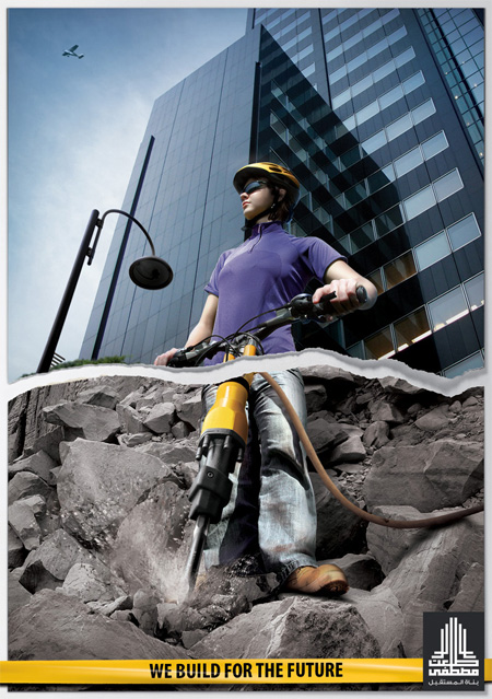 Creative Ads for Talat Mustapha Construction 3