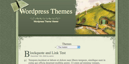 High Quality Free WordPress Themes