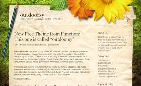 Free WordPress Themes 02