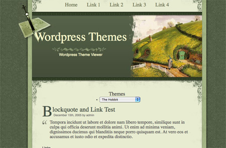 Free WordPress Themes 24