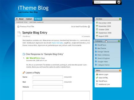 High Quality Free WordPress Themes 23