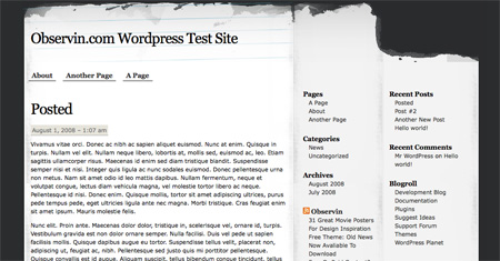 High Quality Free WordPress Themes 05