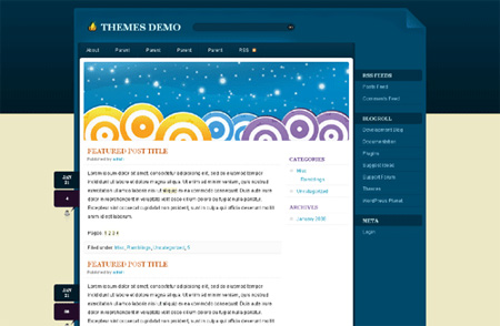High Quality Free WordPress Themes 21