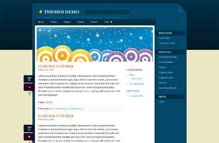 High Quality Free WordPress Themes 21