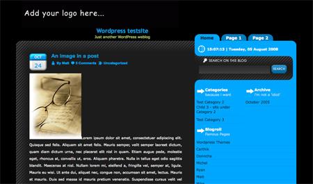 Free WordPress Themes 08