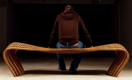 Bench Designs by Matthias Pliessnig 3