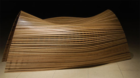 Bench Designs by Matthias Pliessnig 2
